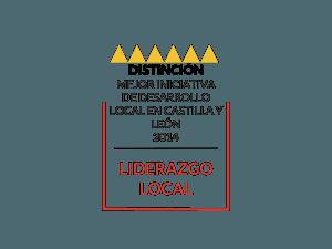 Distinción Liderazgo local